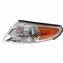 Corner Light Compatible with Toyota Solara 02-03 Corner Lamp LH Assembly Left Side
