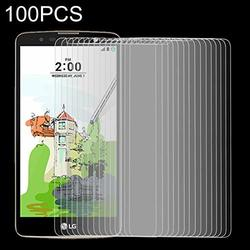 XHC Screen Protector Film 100 PCS for Coolpad Fengshang Max A8-930 0.26mm 9H Surface Hardness 2.5D Explosion-Proof Tempered Glass Screen Film Tempered Glass Film
