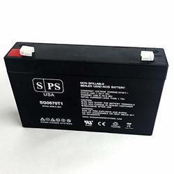 6 Battery NIMH Camcorder CAM-UN40NMH Nickel Metal Hydride V
