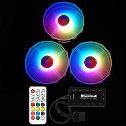 Wathai PWM Fan Hub Fan Controller Chassis Fan Hub SATA Controller 10 Port 12V 4 Pin Fan