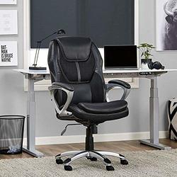Buy Serta Style Hannah Ii Office Chair Bonded Leather Black Features Price Reviews Online In India Justdial