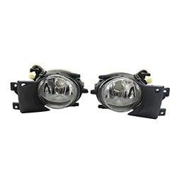 Universal White 16 LED Daytime Running Light DRL Car Fog Day Driving La F7B5 2