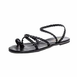 black leather slippers womens slippers shoes ladies slippers indian sandals flat