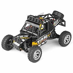 Goolsky KY-1885A 1//18 RC Car 2.4GHz 2WD Big Wheel Car Remote Control Vehicle Off-Road Short Truck for Kids Beginners