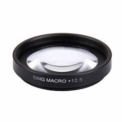 Camera Lens Filter JUNESTAR for Xiaomi Xiaoyi Yi II 4K Sport Action Camera Proffesional CPL Filter Lens Accessories Gold Color : Gold