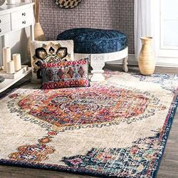 Vintage Persian Carpet Rug Runner