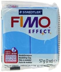 Staedtler Fimo Soft Polymer Clay 2 Ounces-8020-04 Nightglow