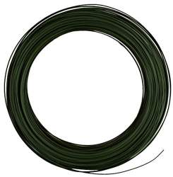 National Hardware N274-985 V2674 Floral Wire in Green 24 Ga x 100