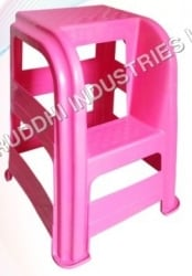 Groovy Samruddhi Plastic Step Stool Pink Sm 312 Features Price Caraccident5 Cool Chair Designs And Ideas Caraccident5Info