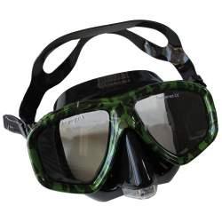 Scuba Choice Scuba Choice Black Diving Dive Snorkel Mask Nearsighted Prescription RX Optical Corrective Lenses -1.5