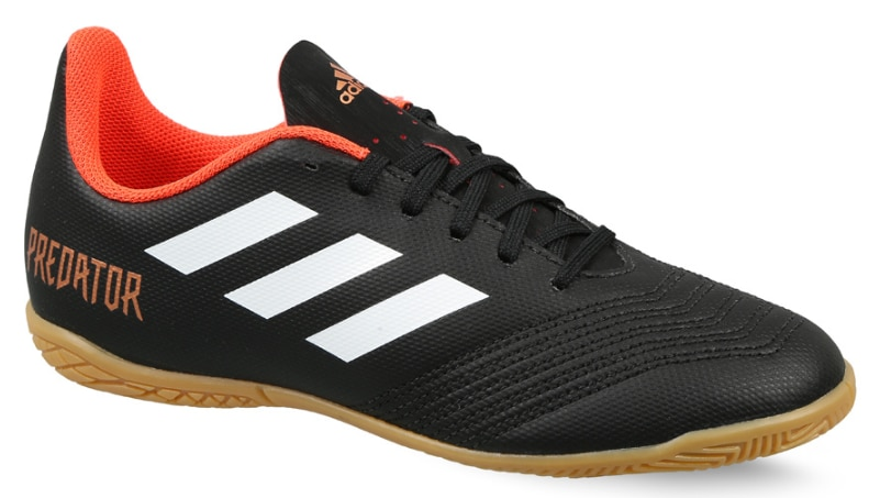 Adidas Boys X 16.4 FXG Football Casual Shoes Solar Red Silver Metallic High Resolution Red Size - 5