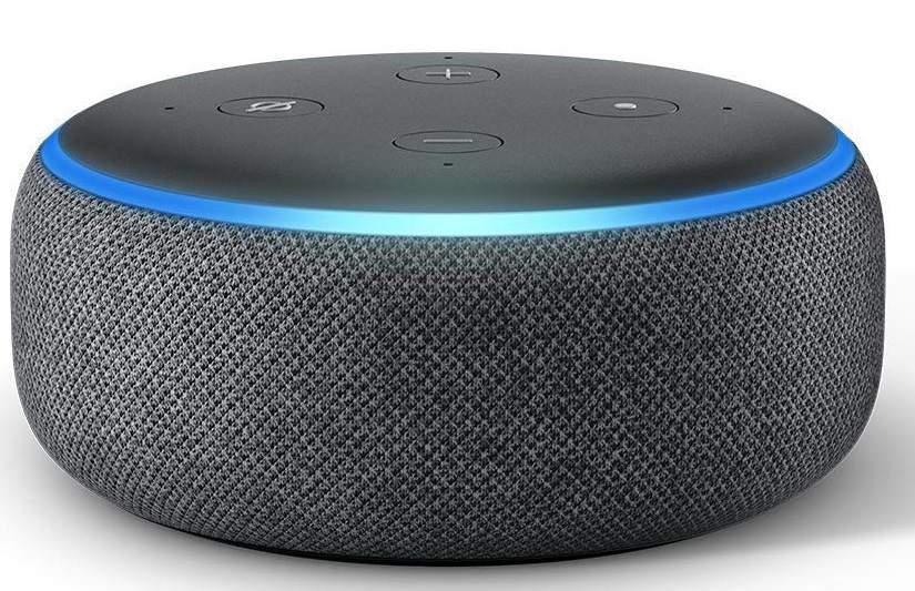 Buy Amazon Echo Dot 3rd Gen Smart Speaker with Alexa (Black), Features,  Price, Reviews Online in India - Justdial
