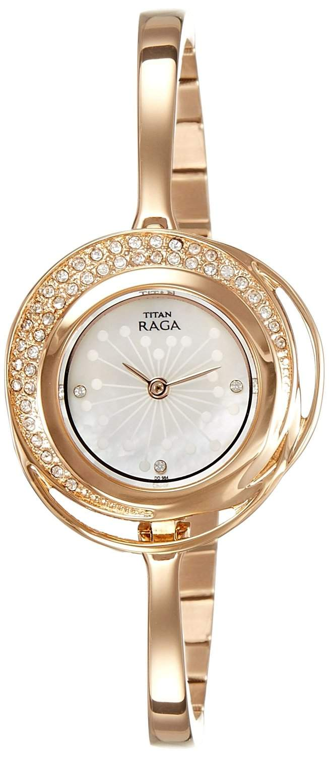 Buy Titan 95003wm01 Analog Women S Watch White Features Price Reviews Online In India Justdial
