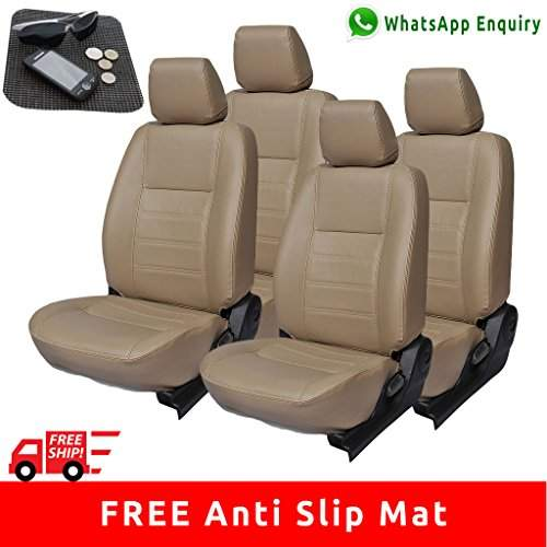 Autofact Af20 Pu Leather Car Seat, Tampa Bay Buccaneers Car Seat Covers
