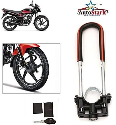 Buy Autostark Bike Front Shocker Lock Honda Dream Yuga Features Price Reviews Online In India Justdial