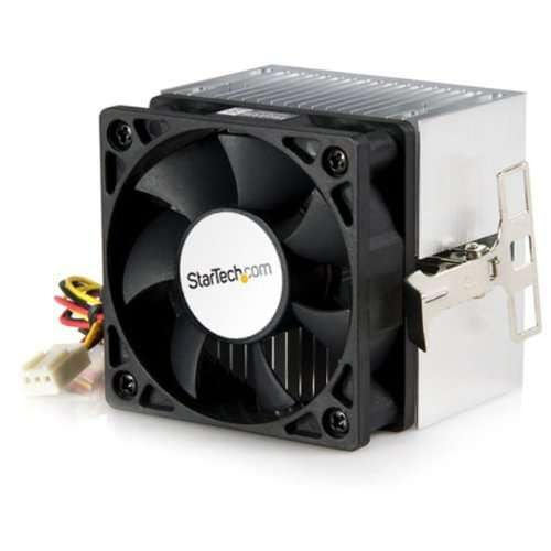Buy Startech Com 60x65mm Socket A Cpu Cooler Fan With Heatsink For Amd Duron Or Athlon Fandurontb Black Features Price Reviews Online In India Justdial