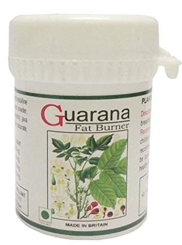 guarana fat burner review