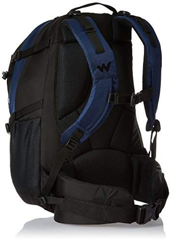 Buy Wildcraft 41 Ltrs Blue Hiking Backpack Eiger Plus Blue Features Price Reviews Online In India Justdial