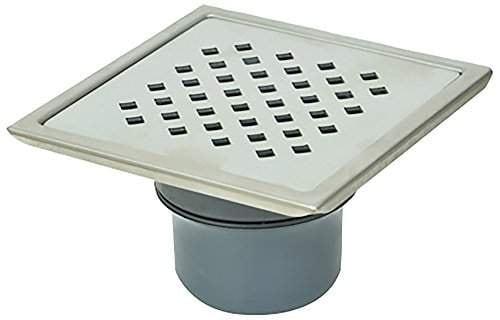 Buy Aquieen Stainless Steel Bathroom Floor Water Drain Grating With Cockroach Trap Floor Jali Features Price Reviews Online In India Justdial