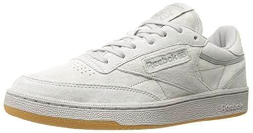 Buy Reebok Men S Club C 85 Tg Fashion Sneaker Steel Carbon Gum 9 M Us Features Price Reviews Online In India Justdial