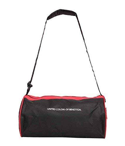 Black Duffle Gym Bag Features Price