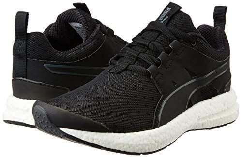 Puma Men's NRGY v2 Black Running Shoes