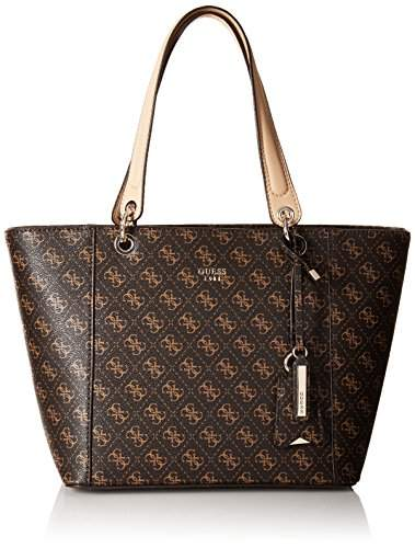 Guess Women S Faux Leather Tote Bag