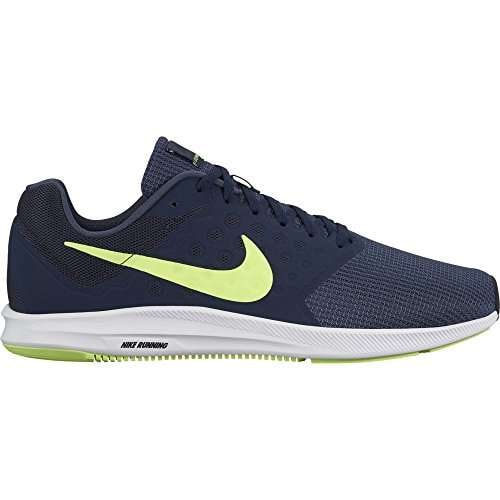 Arruinado corona instinto  Buy Nike Men's Downshifter 7 Thunder Blue Running Shoes-11 UK/India(46EU)  (852459-403), Features, Price, Reviews Online in India - Justdial