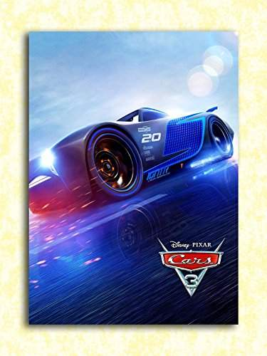 Buy Tamatina Hollywood Movie Wall Poster Cars 3 Jackson Storm Hd Quality Movie Poster Features Price Reviews Online In India Justdial