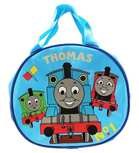 Buy Thomas Friends Thomas Percy And James Light Blue Kids Lunch Bag Features Price Reviews Online In India Justdial