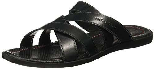 Buy Red Tape Men's Black Sandals - 6 UK