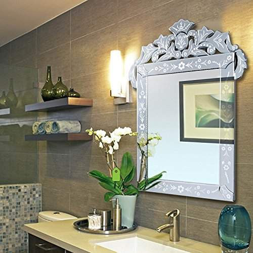 Buy Venetian Mirror By Venetian Design Wall Mirror Decorative Mirror Wash Basin Mirror Bathroom Mirror 100 Heart Made Products Features Price Reviews Online In India Justdial