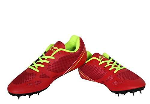 nivia spike shoes for running