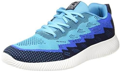Blue Nordic Walking Shoes-5 UK