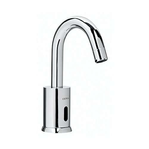 Buy Cera F6010101 Stainless Steel Sensor Tap (Silver), Features, Price,  Reviews Online in India - Justdial