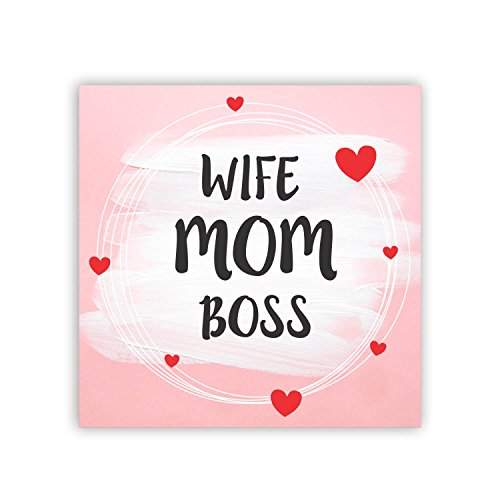 Buy Yaya Cafe Birthday Gifts For Mom Wife Mom Boss Fridge Magnet Square Features Price Reviews Online In India Justdial