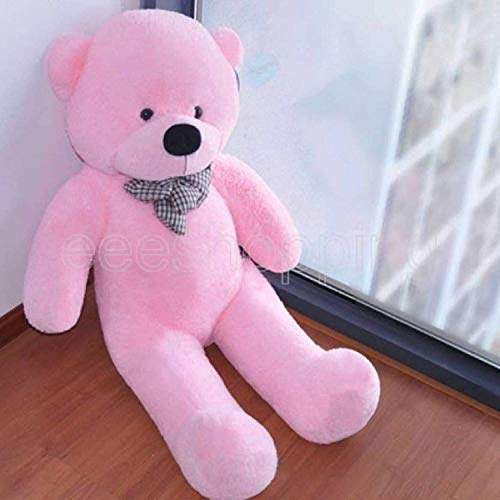 Buy Av Toys Teddy Bear For Your Love 6 Feet Pink Color 6ft Teddy Pink4 N Features Price Reviews Online In India Justdial