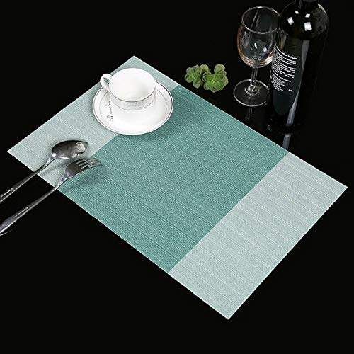 Buy Homely 4pcs Pvc Insulation Bowl Tableware Placemat Place Mat Coaster Dining Table Decor Kitchen Accessories L Features Price Reviews Online In India Justdial