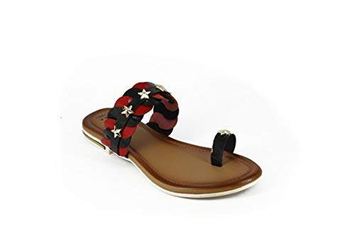 Buy ZIPX Stylish \u0026amp; Comfortable RED