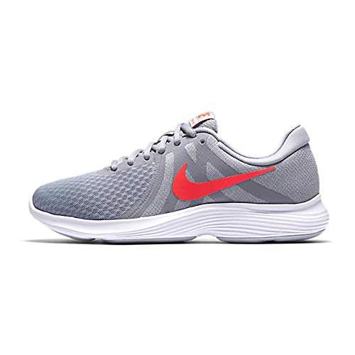 vestido Subdividir Sala  Buy Nike Women's Revolution 4 Grey Running Shoes(908999-012) (UK-4  (US-6.5), Features, Price, Reviews Online in India - Justdial