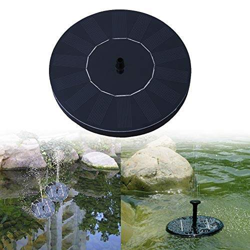 Buy Homely Solar Fountain Solar Water Fountain Pump For Garden Pool Pond Watering Outdoor Solar Panel Pumps Kit For Fountain Features Price Reviews Online In India Justdial