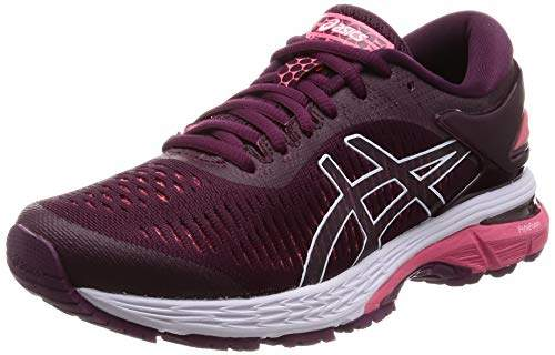 Rubí oído Confidencial  Buy ASICS Women's Gel-Kayano 25 Roselle/Pink Cameo Running Shoes-5 UK/India  (38 EU) (7 US)(4550214244463), Features, Price, Reviews Online in India -  Justdial
