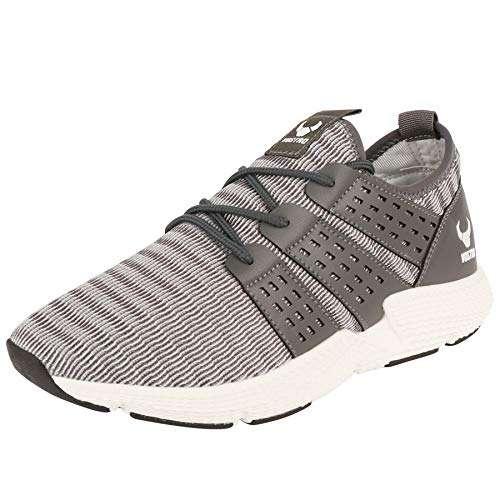 Buy Vostro Pronto Grey Men Sports Shoes
