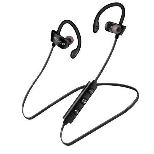 Buy Beesclover Bluetooth Earphones Wireless Headphones Earbuds Sports Gym For Iphone Samsung Black Features Price Reviews Online In India Justdial
