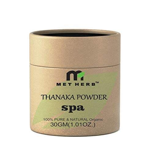 Buy Thanaka Bark Powder 100 Face Mask And Scrub Permanent Hair