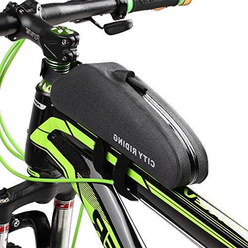 Buy Docooler Lixada Bike Bag Top Tube Bag Front Tube Frame Bag Waterproof Bicycle Bag Bike Storage Bag Cycling Front Frame Pouch Features Price Reviews Online In India Justdial