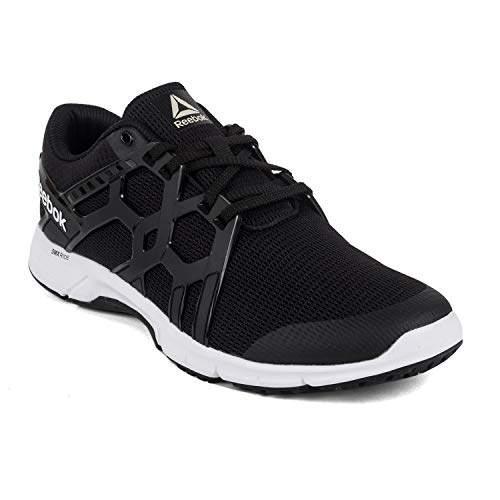 Gusto Run Lp Black Running Shoes-9
