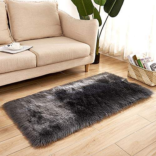 Buy Decdeal Long Plush Ultra Soft Fluffy Rugs Rectangle Carpet Rug For Living Room Bedroom Balcony Floor Mats Features Price Reviews Online In India Justdial