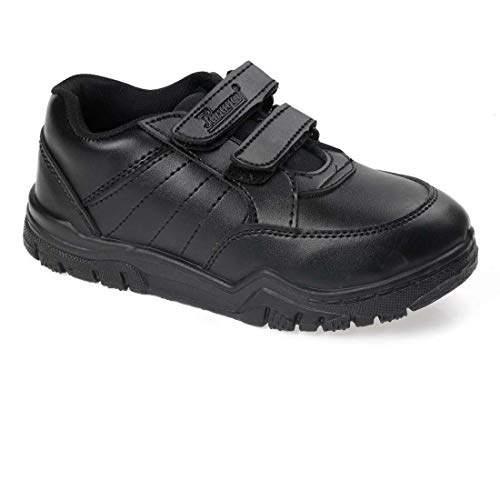Buy PARAGON Boys Black School Shoes