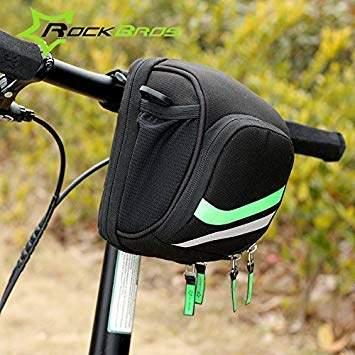 Buy Rockbros Bicycle Bag Bike Handlebar Bag With Rain Cover Cycling Tube Bag Bike Accessories Mtb Bike Folding Ride Bike Front Bag Features Price Reviews Online In India Justdial